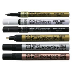 Sakura - Sakura Pen Touch Calligrapher Kaligrafi Kalemi
