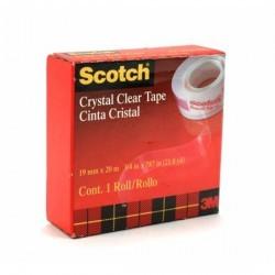 Scotch - Scotch Crystal Bant 12mm x 33 m