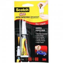 Scotch - Scotch Süper Japon Yapıştırıcı 3g