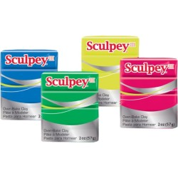 Sculpey - Sculpey Polimer Kil 57 gr