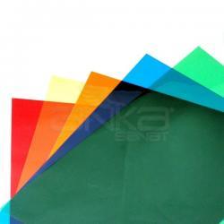 Anka Art - Asetat Şeffaf 35x50 250 mik. 5'li
