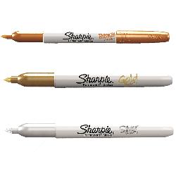 Sharpie - Sharpie Metalik Marker Kalem