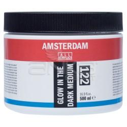 Amsterdam - Talens Amsterdam Glow In The Dark Medium 122 500ml