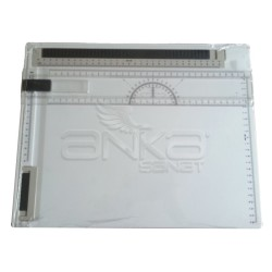 Anka Art - Technical Drawing Board Teknik Çizim Tahtası A4