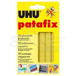 Uhu - Uhu Patafix Hamur Tipi Yapıştırıcı Sarı (Uhu50140)