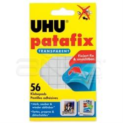 Uhu - Uhu Patafix Hamur Yapıştırıcı Şeffaf (Uhu47905)