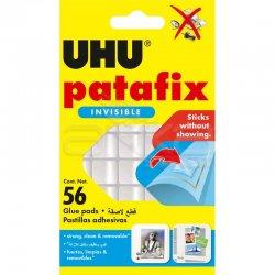 Uhu - Uhu Patafix Invisible Görünmez Yapıştırıcı 56 Adet 37155