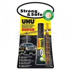 Uhu - Uhu Super Strong & Safe Blister Güçlü Yapıştırıcı (Uhu39370)