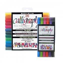 Zig - Zig Calligraphy II 2mm+3.5mm Kaligrafi Kalem Setleri