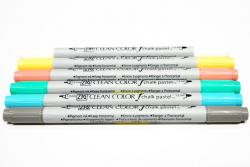 Zig - Zig Clean Color f Chalk Pastel Çift Uçlu Marker Kalem