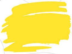 Zig Kurecolor Fine & Brush for Manga Çizim Kalemi 104 Mid Yellow - 104 Mid Yellow