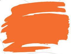 Zig Kurecolor Fine & Brush for Manga Çizim Kalemi 407 Orange - 407 Orange