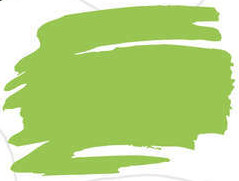 Zig Kurecolor Fine & Brush for Manga Çizim Kalemi 504 Light Green - 504 Light Green