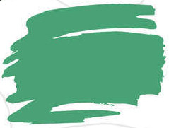 Zig Kurecolor Fine & Brush for Manga Çizim Kalemi 553 Emerald Green - 553 Emerald Green