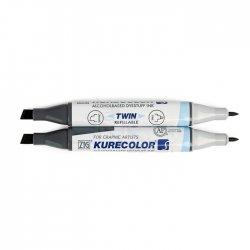 Zig Kurecolor KC3000 Twin S Marker Kalem - Thumbnail
