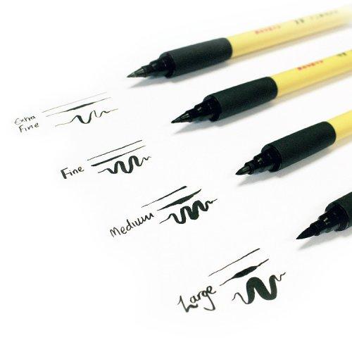 Zig Kuretake Bimoji Brush Pen