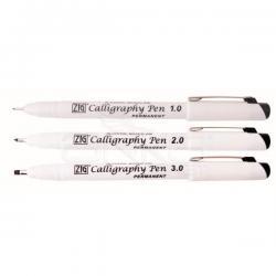 Zig - Zig Permanent Callighraphy Pen Kaligrafi Kalemi