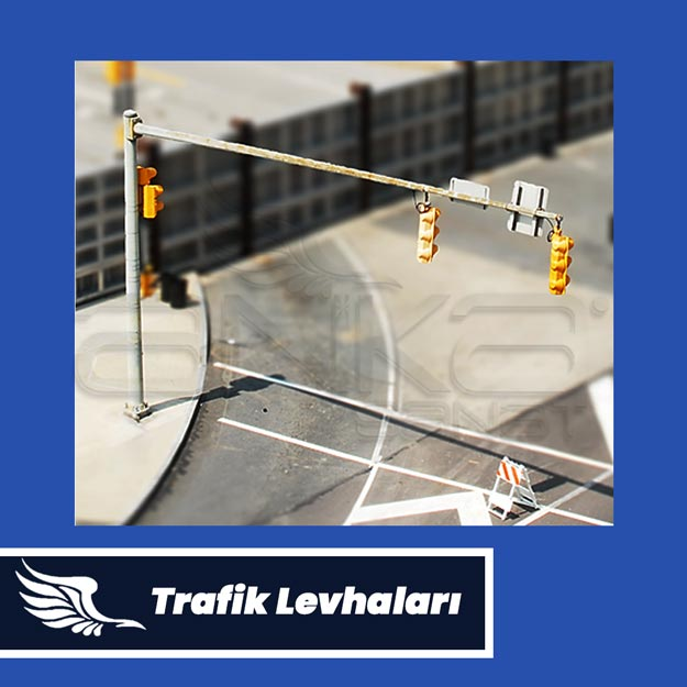 Trafik Yol Levhalari Maketi Trafik Yol Levhalari Maket Cesitleri