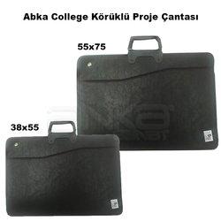 Anka Art - Abka College Körüklü Proje Çantası