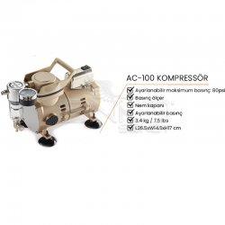AC-100 Kompressör - Thumbnail
