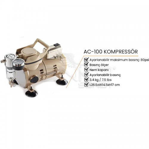 AC-100 Kompressör