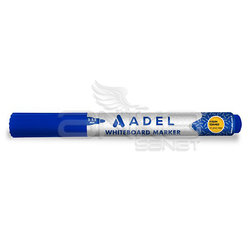 Adel - Adel Beyaz Tahta Kalemi 12li Mavi (1)