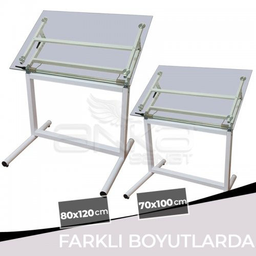 Akyazı Cam Çizim Masası