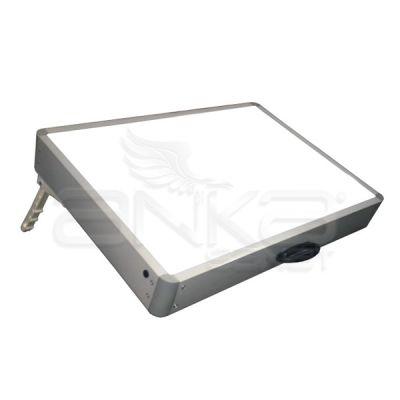 Akyazı Çantalı Işıklı Çizim Masası 50x70cm-1103