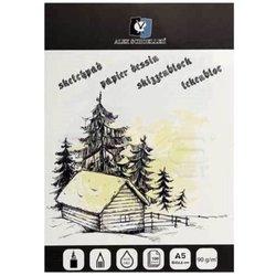Alex Schoeller - Alex Schoeller Sketching Eskiz Defteri Blok 90g 100 Yaprak (1)