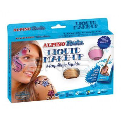 Alpino Fiesta Liquid Make-Up Sıvı Yüz Boyası