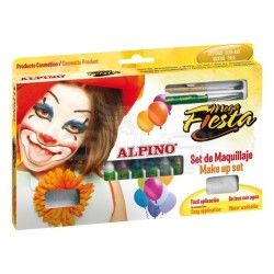 Alpino - Alpino Mega Fiesta Make Up Set Yüz Boyama Seti (1)