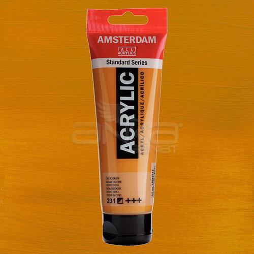 Amsterdam Akrilik Boya 120ml 231 Gold Ochre - 231 Gold Ochre