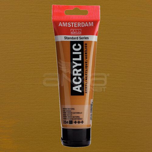 Amsterdam Akrilik Boya 120ml 234 Raw Sienna - 234 Raw Sienna