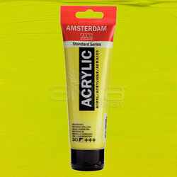 Amsterdam - Amsterdam Akrilik Boya 120ml 243 Greenish Yellow