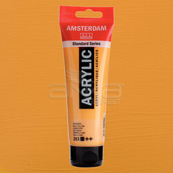Amsterdam - Amsterdam Akrilik Boya 120ml 253 Gold Yellow