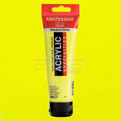 Amsterdam - Amsterdam Akrilik Boya 120ml 256 Reflex Yellow