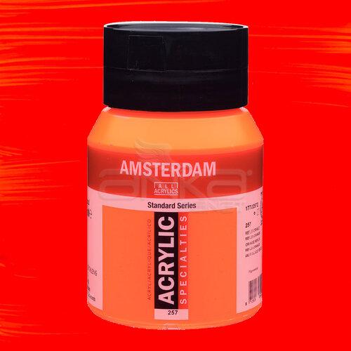 Amsterdam Akrilik Boya 500ml 257 Reflex Orange