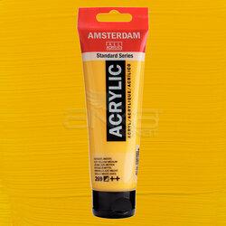 Amsterdam - Amsterdam Akrilik Boya 120ml 269 Azo Yellow Medium