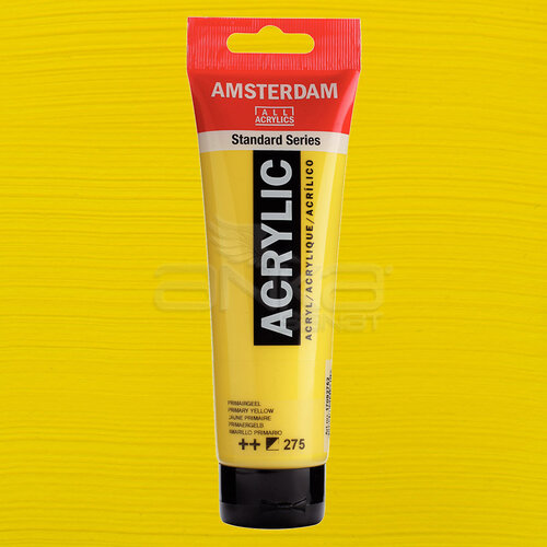 Amsterdam Akrilik Boya 120ml 275 Primary Yellow
