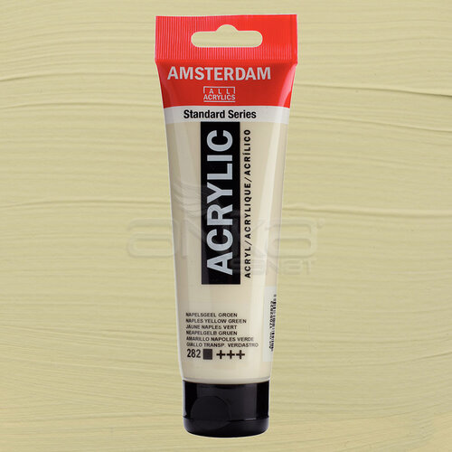 Amsterdam Akrilik Boya 120ml 282 Naples Yellow Green - 282 Naples Yellow Green