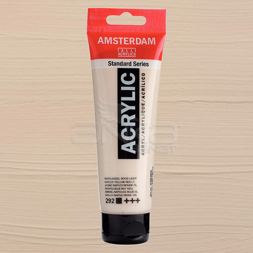 Amsterdam Akrilik Boya 120ml 292 Naples Yellow Red Light - 292 Naples Yellow Red Light