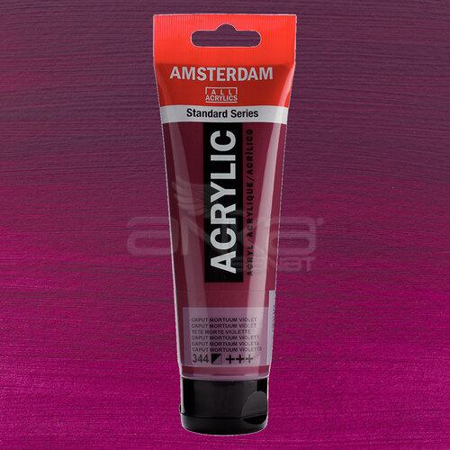 Amsterdam Akrilik Boya 120ml 344 Caput Mortuum Violet - 344 Caput Mortuum Violet