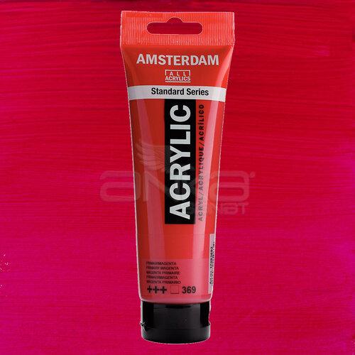 Amsterdam Akrilik Boya 120ml 369 Primary Magenta - 369 Primary Magenta