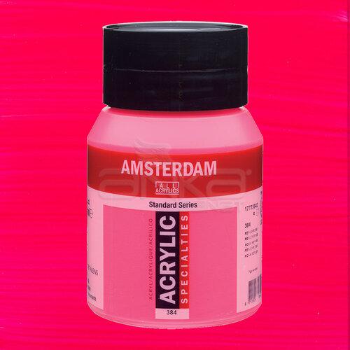 Amsterdam Akrilik Boya 500ml 384 Reflex Rose