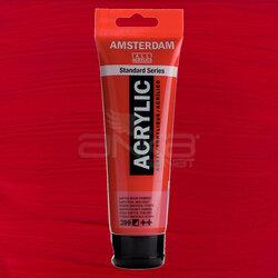 Amsterdam - Amsterdam Akrilik Boya 120ml 399 Naphthol Red Deep