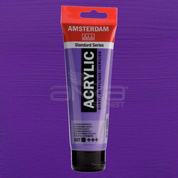 Amsterdam - Amsterdam Akrilik Boya 120ml 507 Ultramarine Violet