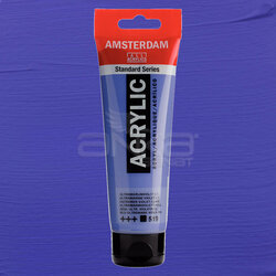 Amsterdam - Amsterdam Akrilik Boya 120ml 519 Ultramarine Violet Light
