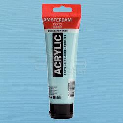 Amsterdam - Amsterdam Akrilik Boya 120ml 551 Sky Blue Light