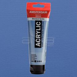 Amsterdam - Amsterdam Akrilik Boya 120ml 562 Greyish Blue