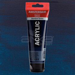 Amsterdam - Amsterdam Akrilik Boya 120ml 566 Prussian Blue Phthalo